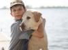 Mali pacjenci czują się spokojniejsi przytulając się do kudłatych przyjaciół